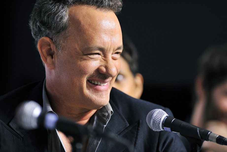 Tom Hanks pour le film «Cloud Atlas» | 10 septembre 2012