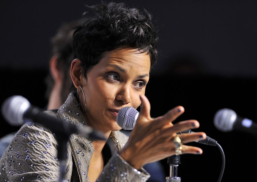 Halle Berry pour le film «Cloud Atlas» | 10 septembre 2012