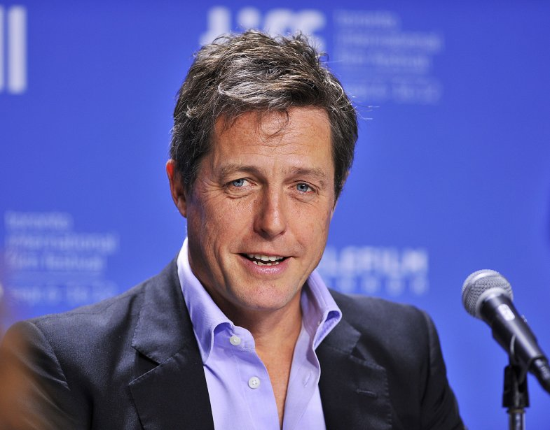 Hugh Grant pour le film «Cloud Atlas» | 10 septembre 2012