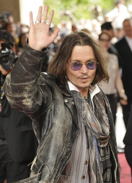 Johnny Depp pour «West of Memphis»... | 2012-09-10 00:00:00.000