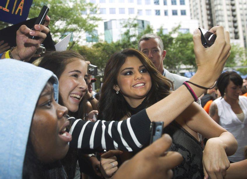 Selena Gomez pour le film «Hotel Transelvania» | 10 septembre 2012