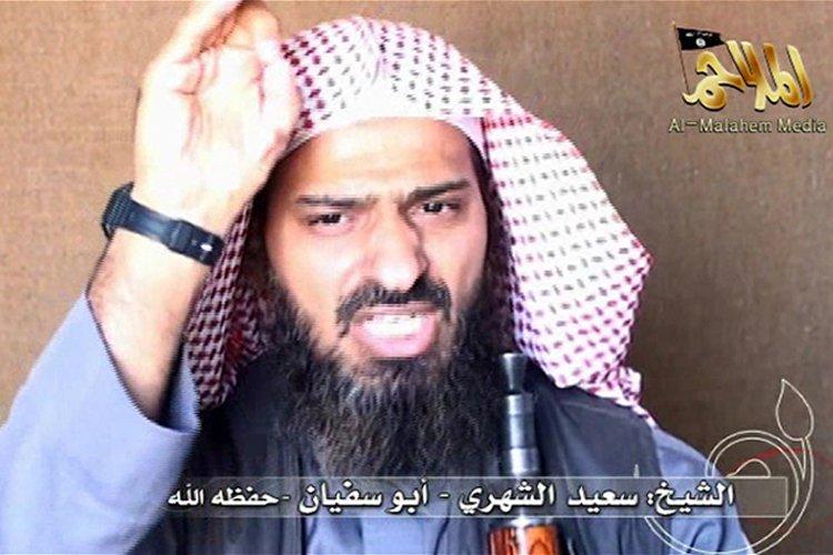 Saeed al-Shihria combattu en Afghanistan et a passé... (Photo: AFP)