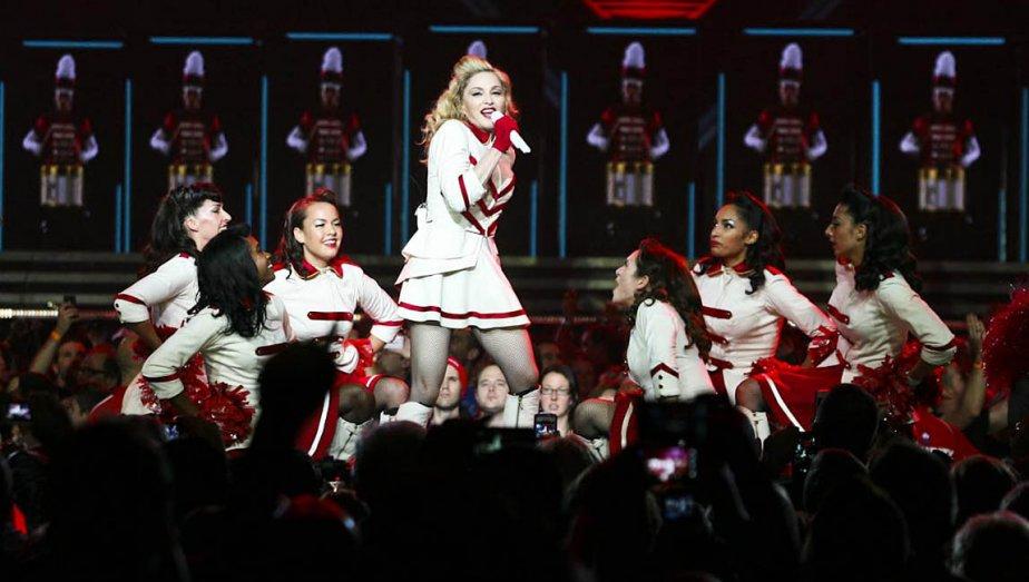 Madonna en spectacle à la PBS d'Ottawa... | 2012-09-10 00:00:00.000