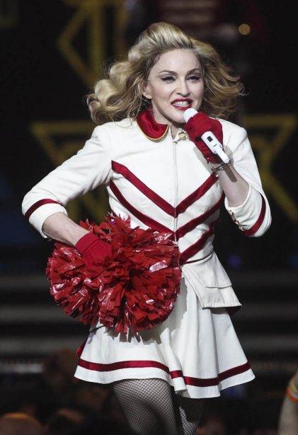 Madonna en spectacle à la PBS d'Ottawa | 10 septembre 2012
