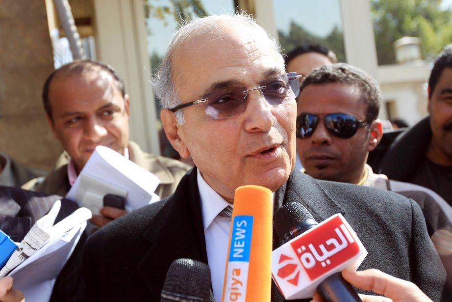 Candidat malheureux à la présidentielle égyptienne de juin,... (PHOTO KHALED DESOUKI, ARCHIVES AFP)