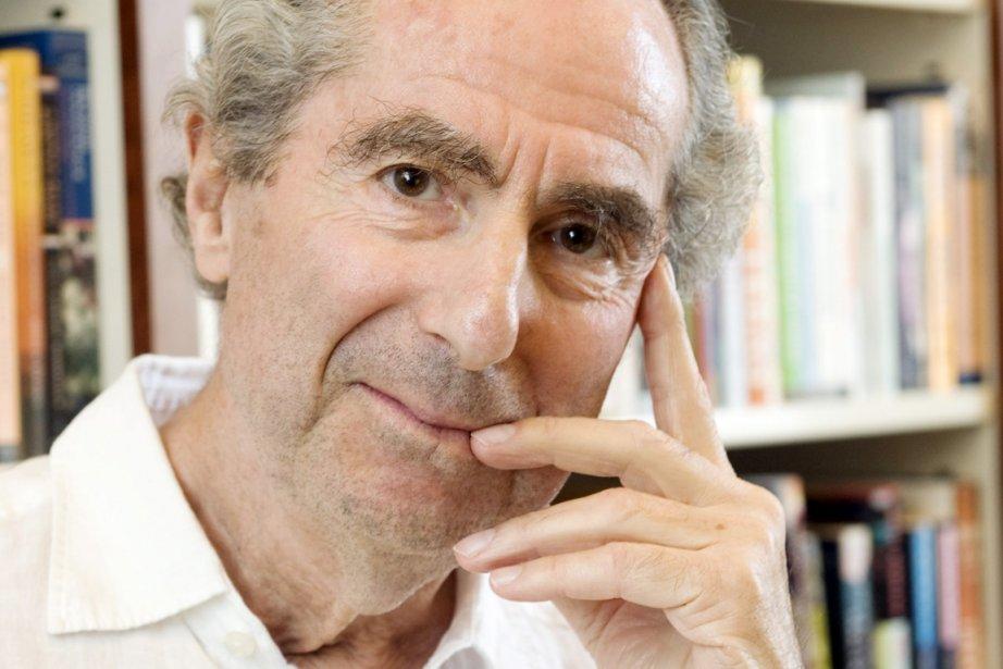L'écrivain américain Philip Roth... (Photo: Richard Drew, archives AP)