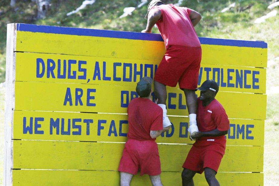 États-Unis: un rapport dénonce une justice pour mineurs... (PHOTO MIKE GROLL, AP)