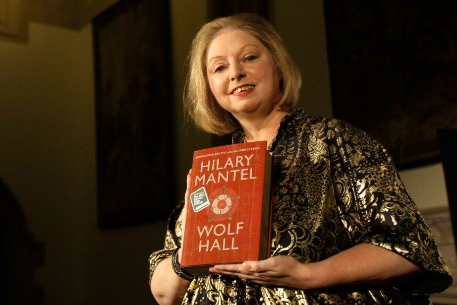 Hilary Mantel a remporté le prix Booker en... (PHOTO ALASTAIR GRANT, ASSOCIATED PRESS)