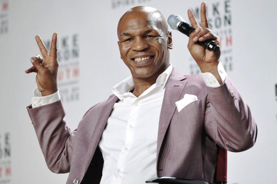Mike Tyson... (Photo: AP)