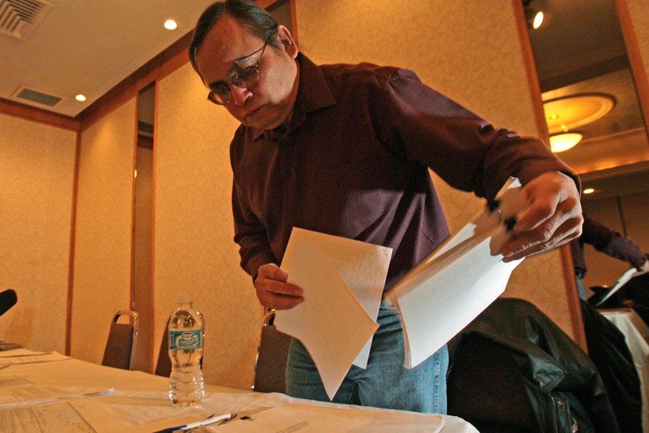 Terrance (Terry) Nelson croit que l'Iran peut l'aider... (Photo archives La Presse Canadienne)
