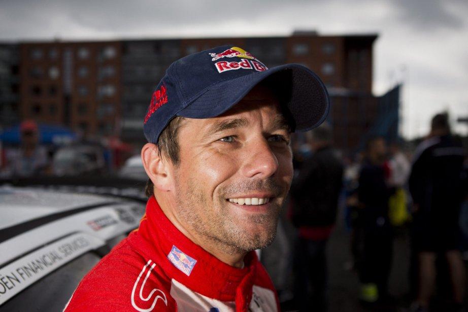 Sébastien Loeb... (PHOTO ARCHIVES REUTERS)