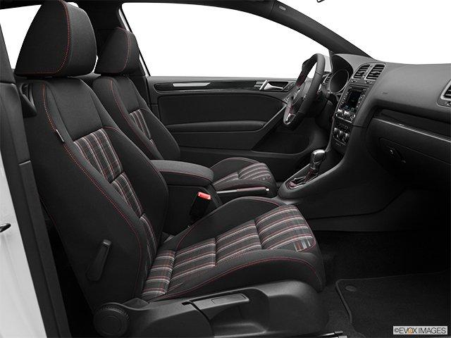 Volkswagen golf gti 2012 une compacte sup rieure voiture hayon 3 portes bo te manuelle - Siege auto voiture 3 portes ...