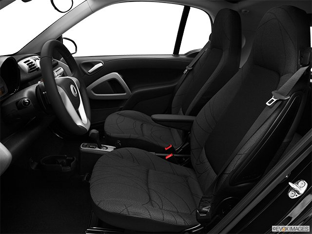 Smart - fortwo 2012 - Coupé 2 portes Pure - Siège du conducteur (Evox)