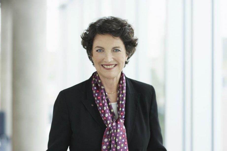 La présidente du Conseil des arts de Montréal,... (PHOTO ARCHIVES FOURNIE PAR LE CIRANO)