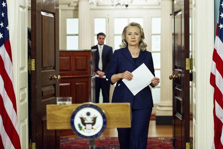 Hillary Clinton a dit comprendre que l'on se... (Photo: AFP)