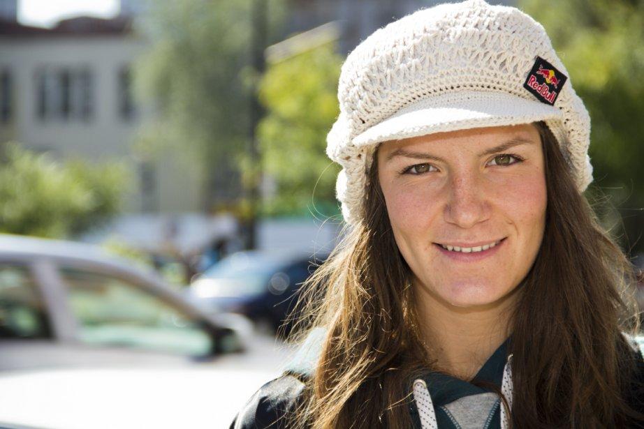 Kaya Turski est à peu près inconnue hors... (Photo: Ninon Pednault, La Presse)