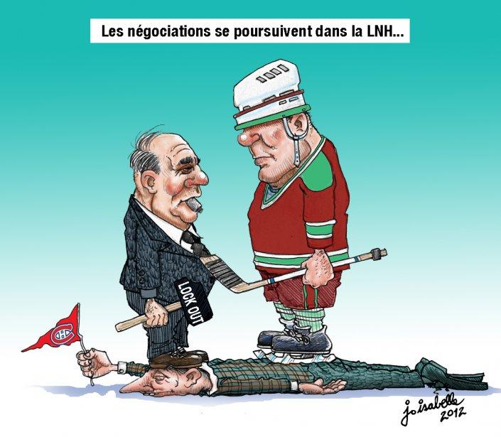 Caricature du 13 septembre | 13 septembre 2012