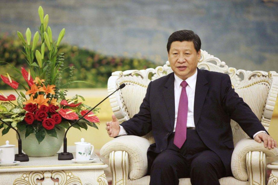 Dauphin du président Hu, désigné depuis longtemps pour... (PHOTO HOW HWEE YOUNG, ARCHIVES REUTERS)