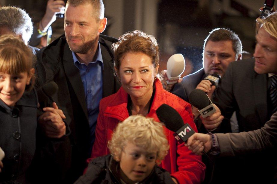 Mikael Birkkjaer et Sidse Babett Knudsen dans Borgen,... (Photo fournie par la production)