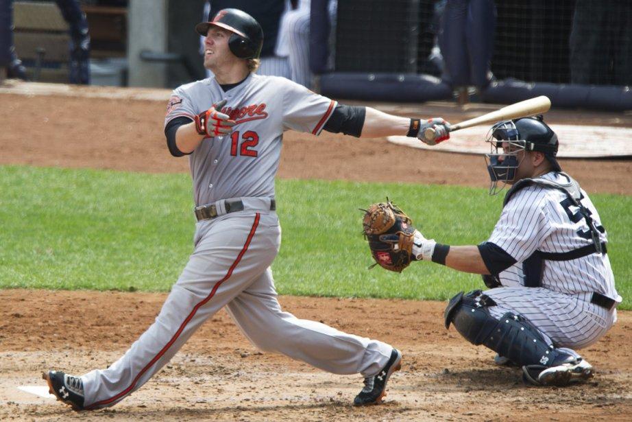 Les Orioles de Baltimore et les Yankees de... (Photo: Reuters)