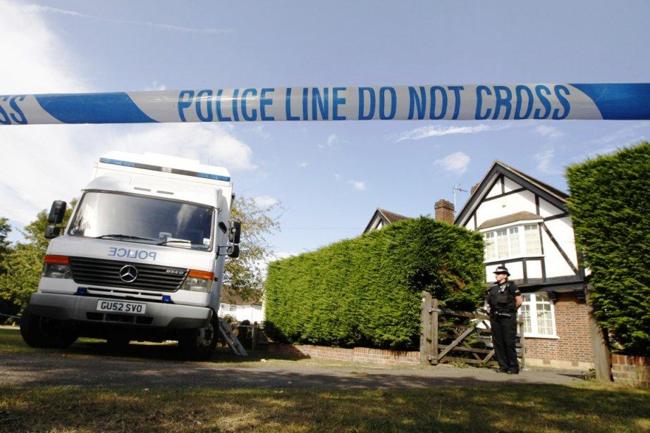 L'enquête sur ce quadruple meurtre se concentre pour... (PHOTO LUKE MACGREGOR, REUTERS)