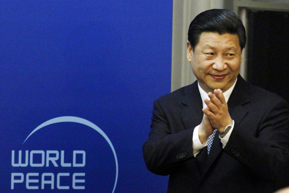 Le futur président chinois Xi Jinping.... (PHOTO NG HAN GUAN, ARCHIVES REUTERS)