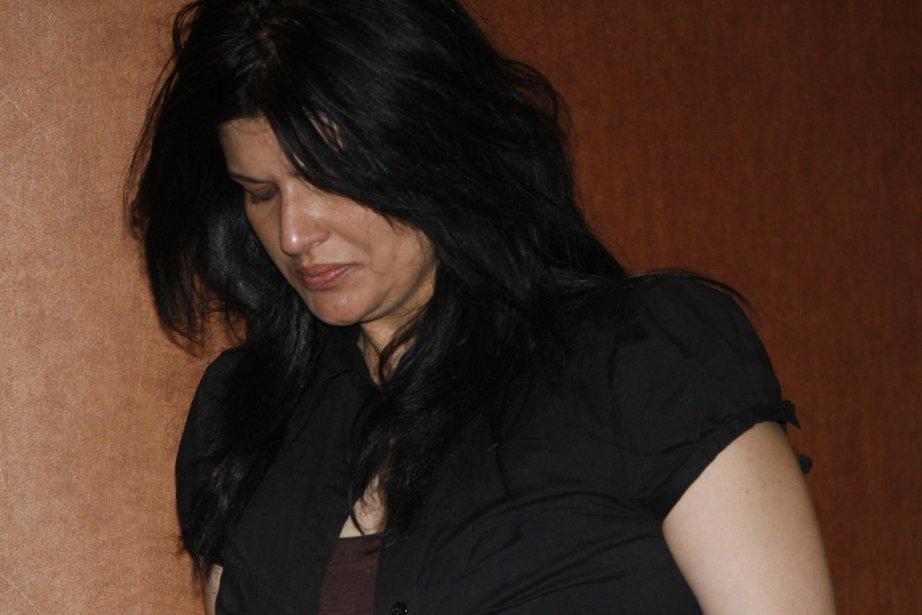 Nancy Cedeno... (Photo archives La Presse)