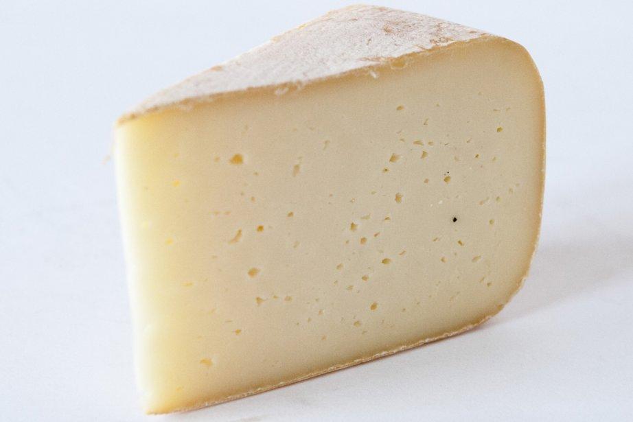 Le Clos St-Ambroise de la fromagerie Fritz Kaiser.... (Photo: Ninon Pednault, La Presse)