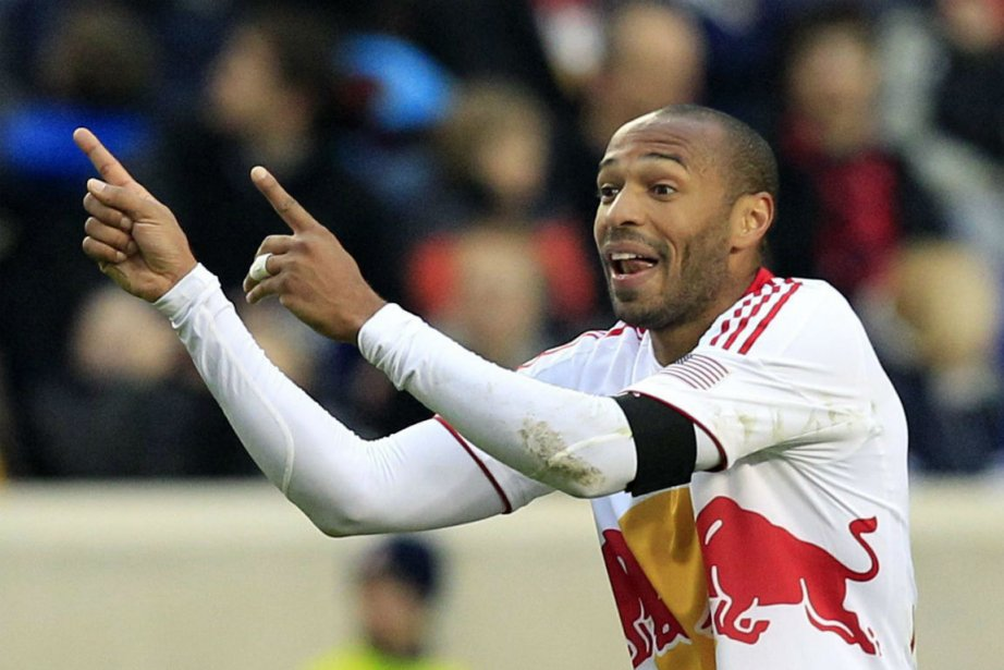 Thierry Henry... (PHOTO ARCHIVES AP)