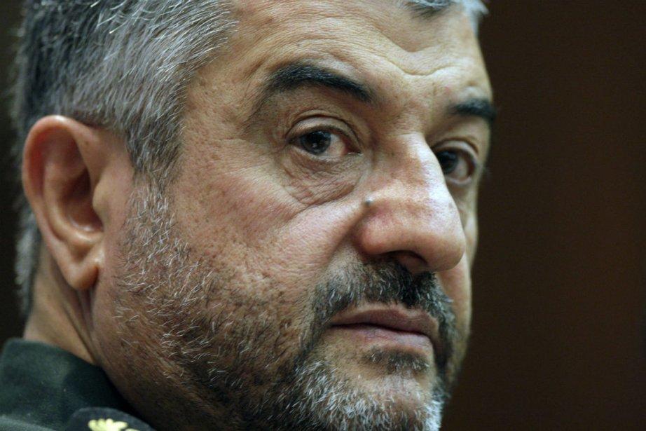 Le chef des Gardiens de la révolution, le... (Photo Vahid Salemi, Associated Press)