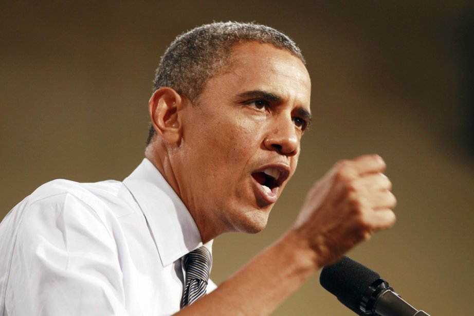 Selon 2016: Obama's Ameirca, Barack Obama rêve de... (PHOTO KEVIN LAMARQUE, REUTERS)