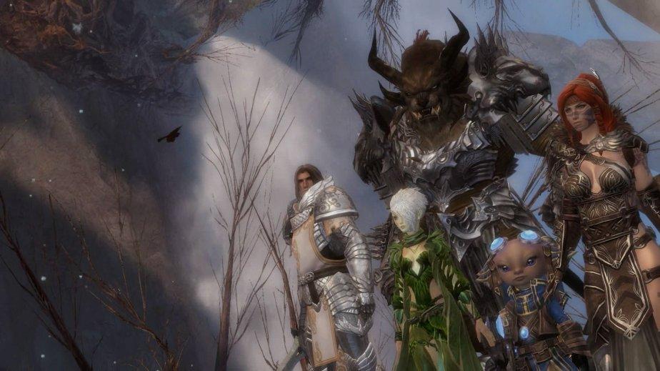 Avec Guild Wars 2, les «gamers» sont en terrain connu. Le titre n'est pas...