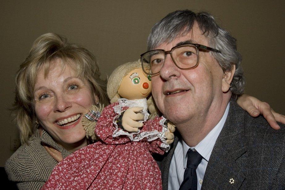 Michel Cailloux écrivait 200 épisodes par an, dans... (Photo : archives La Presse)