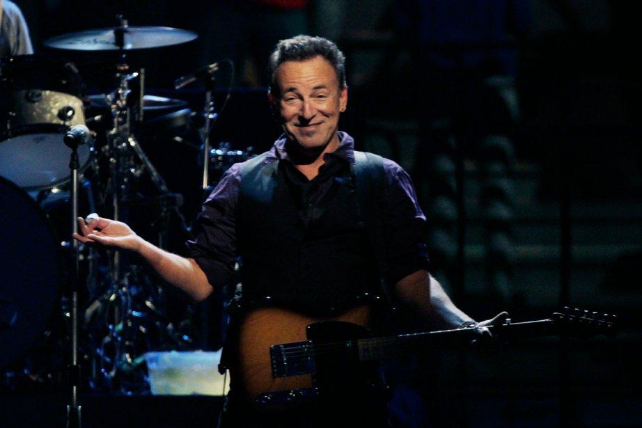 Bruce Springsteen... (PHOTO ELISE AMENDOLA, ASSOCIATED PRESS)