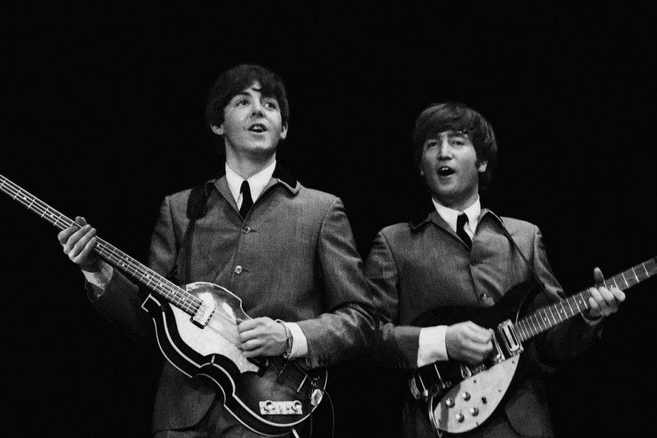 Une cassette de démonstration des Beatles dédaignée par la... (PHOTO REUTERS)