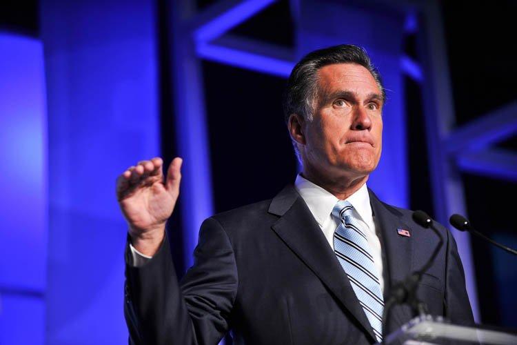 Alors que sa campagne pour la présidence des États-Unis semble en... (Photo: AFP)