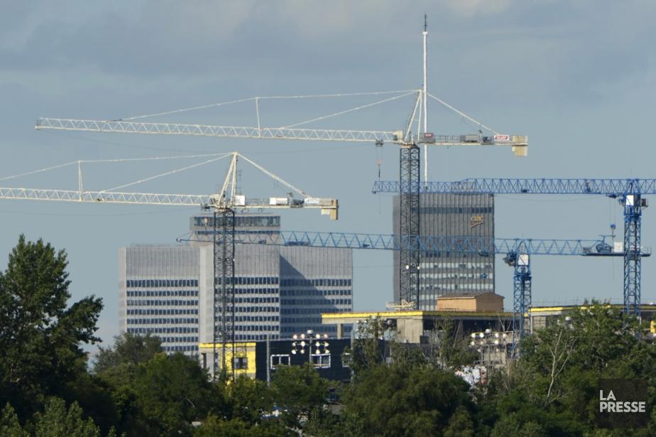 Selon un économiste de la Commission de la... (Photo Bernard Brault, La Presse)