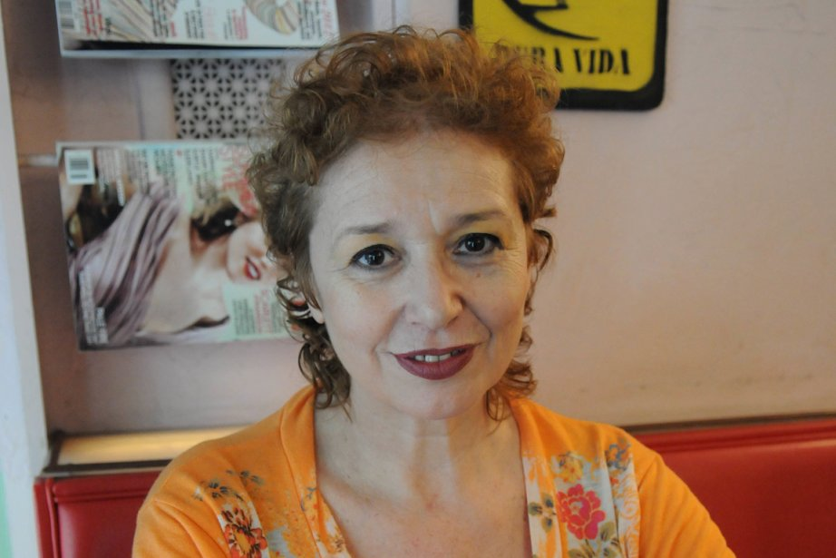 Vivien Goldman... (PHOTO FOURNIE PAR VIVIEN GOLDMAN)