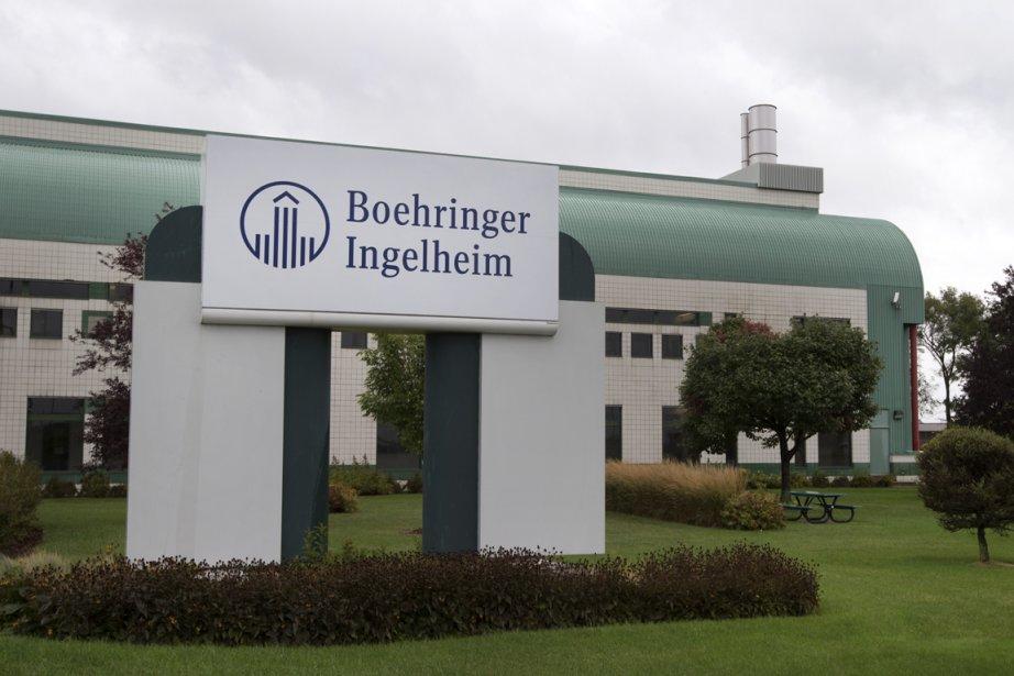 La société allemande Boehringer Ingelheim fermerasoncentre de Laval.... (PHOTO ROBERT SKINNER, ARCHIVES LA PRESSE)