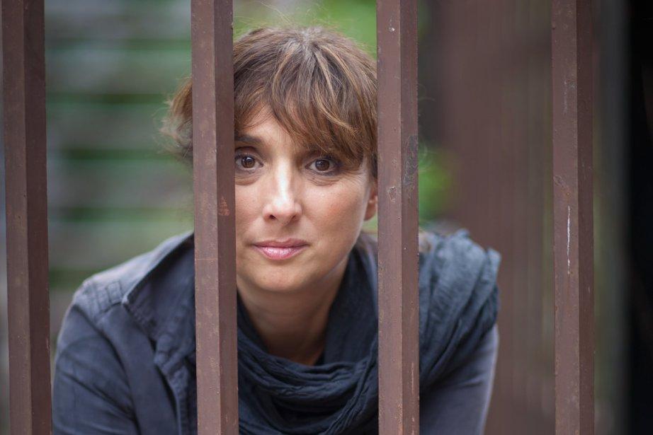 Catherine Mavrikakis... (PHOTO ANDRE PICHETTE, LA PRESSE)