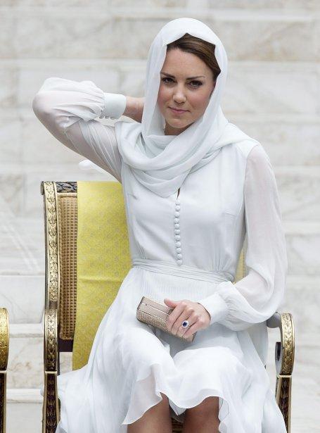 La duchesse de Cambridge à Kuala Lumpur, le 14 septembre. | 19 septembre 2012
