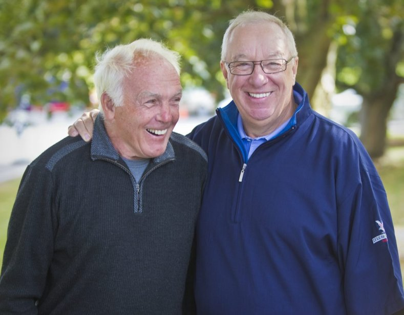 Henri Richard et Jacques Demers | 19 septembre 2012