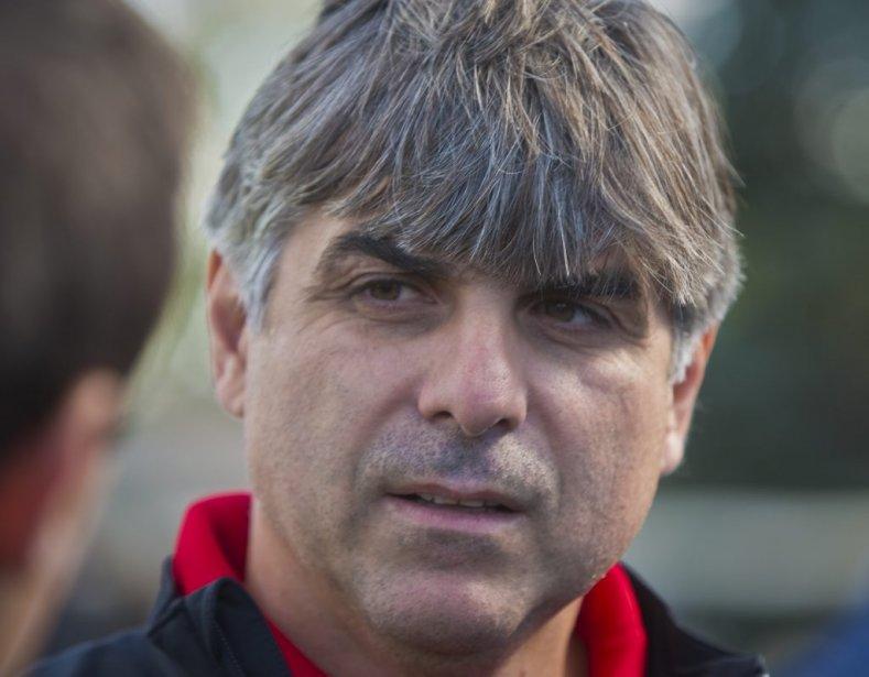 Jean-Jacques Daigneault, entraîneur adjoint chez le Canadien. | 19 septembre 2012