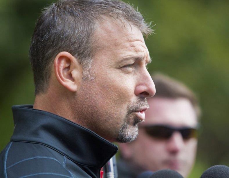 Le directeur du développement des joueurs chez le Canadien, Martin Lapointe. | 19 septembre 2012