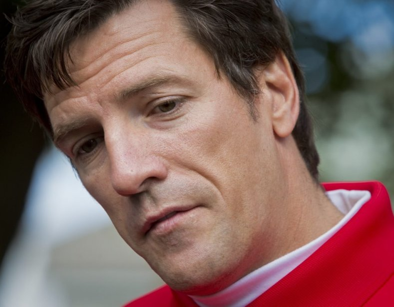 Patrice Brisebois, entraîneur au développement des joueurs chez le Canadien. | 19 septembre 2012