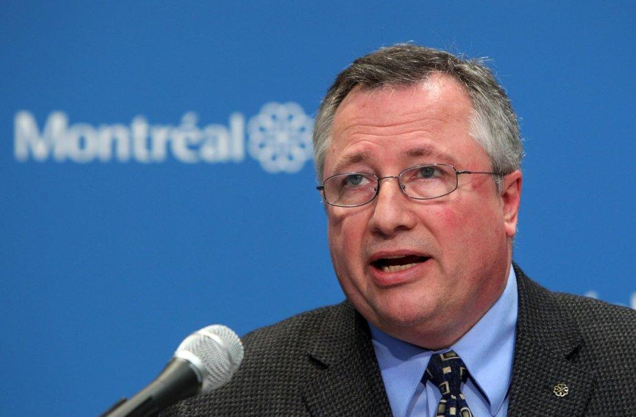 Richard Deschamps,  responsable du développement économique au... (Photo: Robert Skinner, archives La Presse)