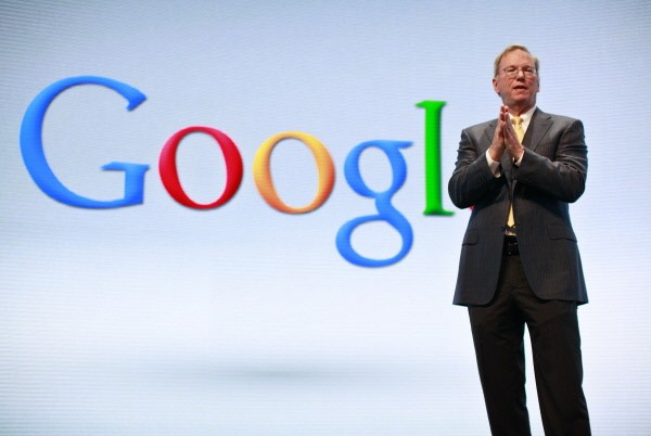 Eric Schmidt, de Google.... (Photo Archives)
