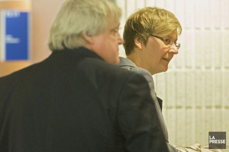 Le litige oppose la Dre Marie-Josée Berthiaume et... (Photo Ivanoh Demers, La Presse)