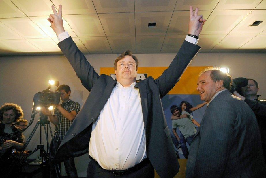 Bart De Wever est désormais connu pour avoir... (PHOTO DIRK WAEM, AFP)