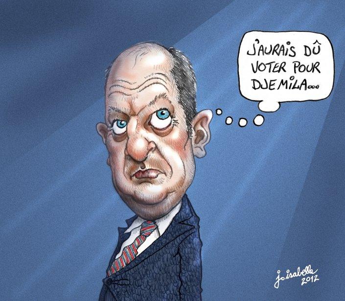 Caricature du 21 septembre | 21 septembre 2012